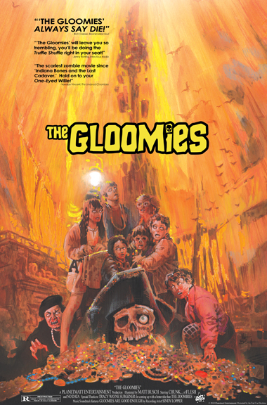 Goonies Zombie