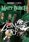 BUSCH ARTIST SERIES BUTTONS- Zombies & Toys