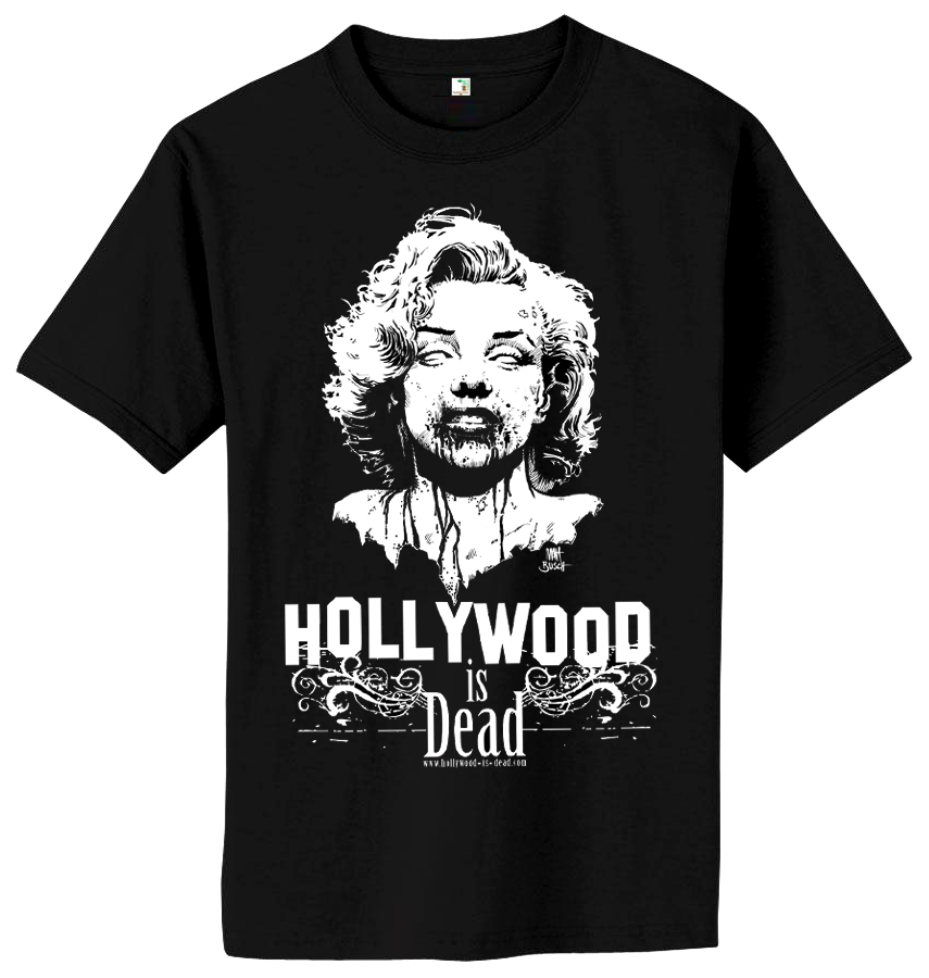 Hollywood is Dead Tee